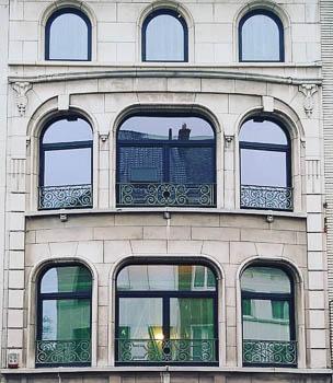 Porta Superia Fassade