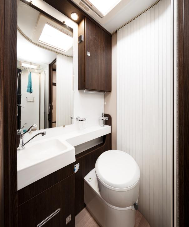 Toilet Porta Superia Mobilhome