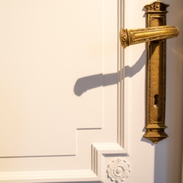 Porta Superia Mrs. Ginger decoratief detail