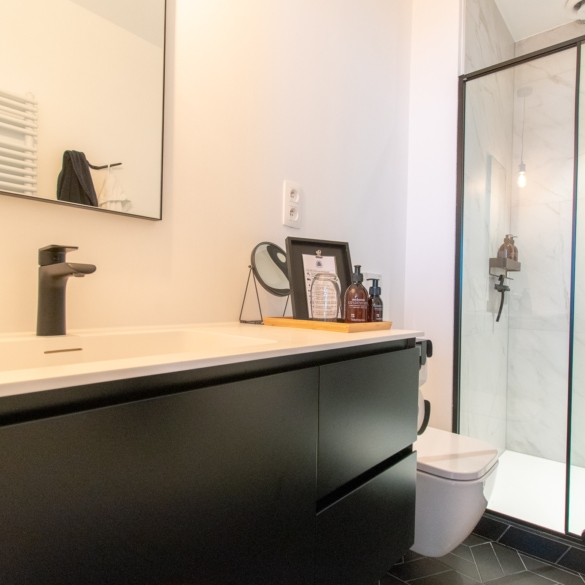 Salle de bain Porta Superia Suite Lady Margareta